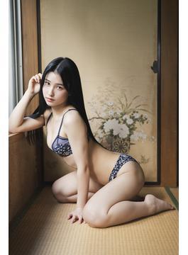 森嶋あんり(#2i2) サイン入り写真パネル