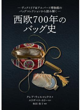 西欧700年のバッグ史 ヴィクトリア&アルバート博物館のバッグコレクションから読み解く
