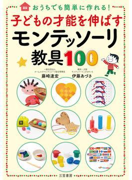 子どもの才能を伸ばすモンテッソーリ教具100 おうちでも簡単に作れる!