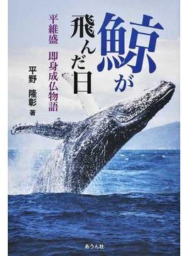 鯨が飛んだ日 平維盛 即身成仏物語
