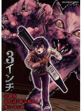 3インチ【単話】 91(裏少年サンデーコミックス)