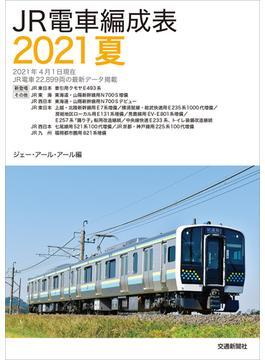 JR電車編成表2021夏