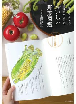 浪速割烹喜川のおいしい野菜図鑑 野菜の旬を楽しむ 春夏編