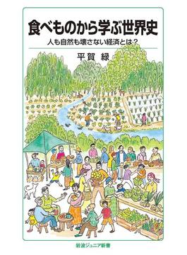 食べものから学ぶ世界史 人も自然も壊さない経済とは?(岩波ジュニア新書)