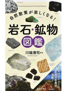自然散策が楽しくなる!岩石・鉱物図鑑
