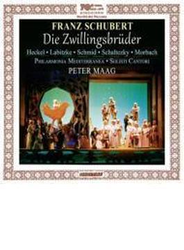 Die Zwillingsbruder: Maag / Philharmonia Mediterranea Heckel Labitzke