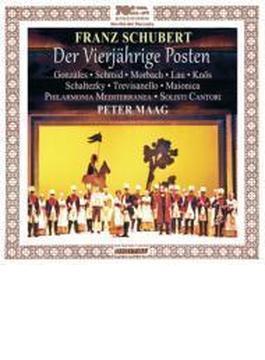 Der Vierjahrige Posten: Maag / Philharmonia Mediterranea M.gonzales H.schmid