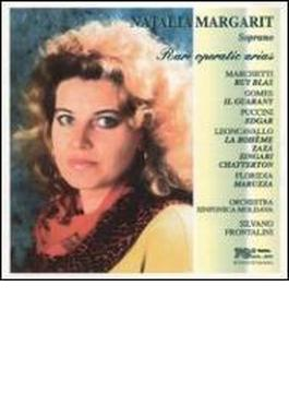 N.margarit(S) Rare Opera Arias