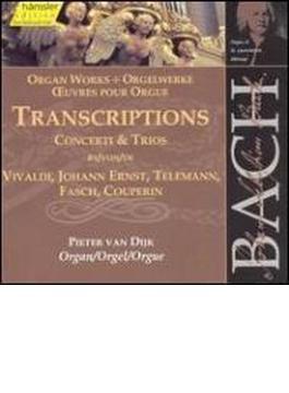 Organ Concertos: Pieter Van Dijk(Org)