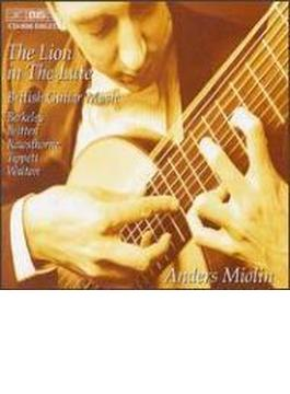 The Lion In The Lute, Guitar Works: Miolin