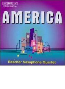 America: Rascher Saxophone Quartet