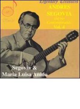 Segovia & Anido Legendary Treasures Vol.4