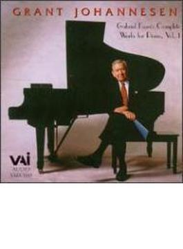 Piano Works Vol.1: Johanesen