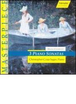 Piano Sonatas: Czaja Sager(P)