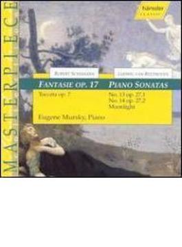 Piano Sonatas.13, 14 / Fantasie, Toccata: Eugene Mursky(P)