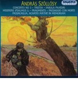 Concerto.3, Miserere, Passacaglia, Etc: V / A