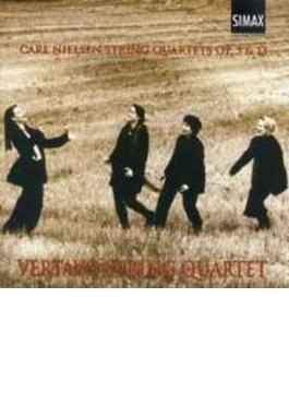 String Quartet.1, 2: Vertavo Q