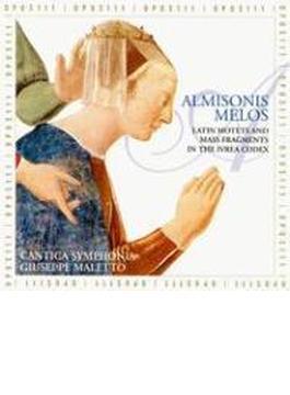 Almisonis Melos: Maletto / Cantica Symphonia
