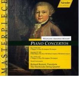 (Piano & String Quartet)piano Concertos.11, 13: Burnett(P), Finchcocks.sq