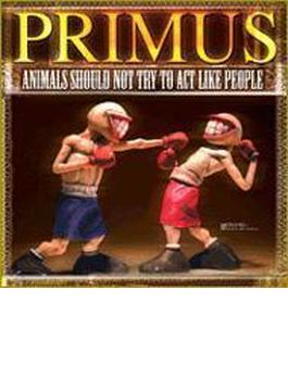 Animals Should Not Try To Actlike People (Dvd + Cd)