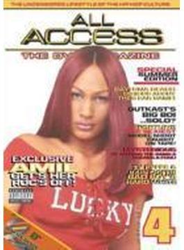 All Access Dvd Magazine Vol.4
