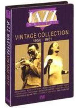 Jazz Masters - Vintage Collection 1958-1961