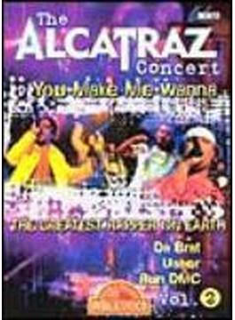 Alcatraz Concert Vol.2 (Dvd +bonus Cd)