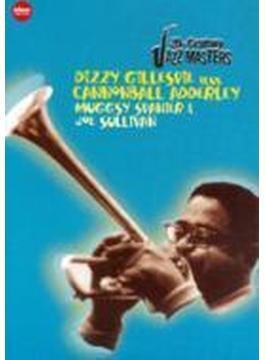 Dizzy Gillespie + Cannonball Adderley, Mugsy Spanier, Joe Sullivan
