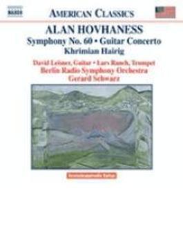 交響曲第60番『アパラチア山脈へ』、他 シュウォーツ&ベルリン放送交響楽団