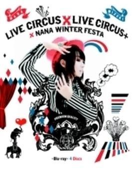 NANA MIZUKI LIVE CIRCUS×CIRCUS+×WINTER FESTA (Blu-ray)