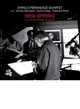 New Spring: Live At The Village Vanguard (帯・解説付き国内仕様輸入盤)