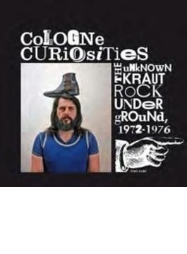 Cologne Curiosities-unknown Krautrock Underground 1972-1976