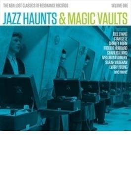 Jazz Haunts & Magic Vaults: New Lost Classics Of Resonance Vol.1