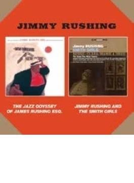 Jazz Odyssey Of James Rushing / Jinny Rushing & The Smith Girls