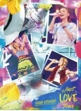 Just LOVE Tour 【初回生産限定盤】(DVD)
