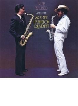 Bob Wilber / Scott Hamilton Quartet (Rmt)(Ltd)