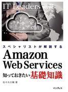 【期間限定価格】スペシャリストが解説する Amazon Web Services 知っておきたい基礎知識
